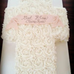 Lovely Baptism Cake!