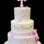 Lovely Christening Cake!