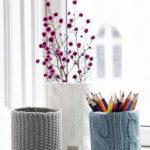 Fun Sweater Vases!