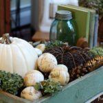 Rustin Pumpkin Fall Decorating