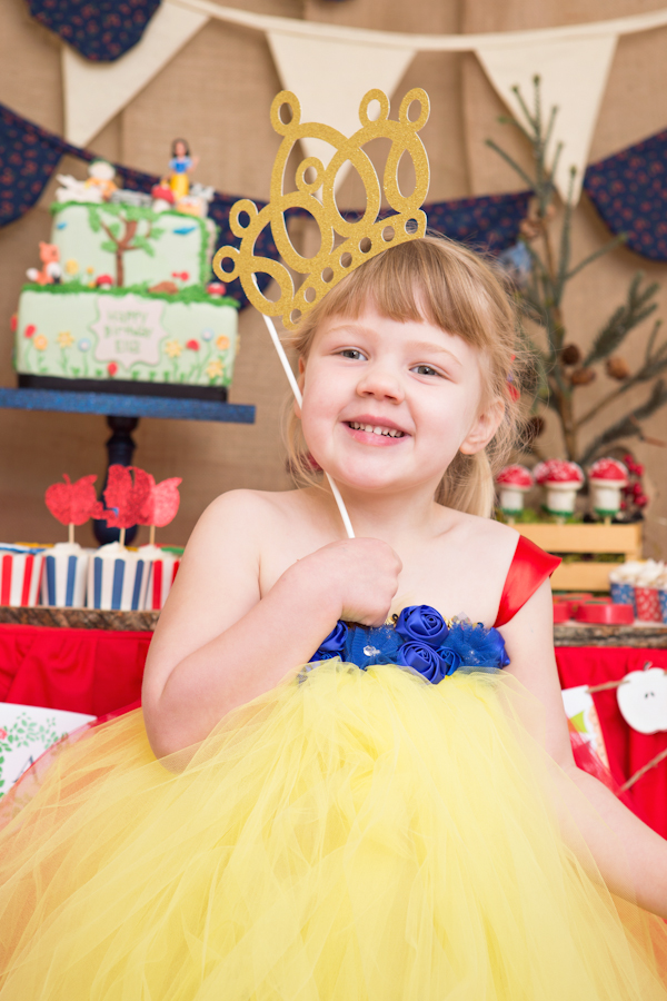 Snow White Birthday Party Princess