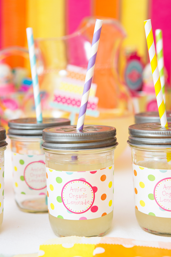 Sweet Shoppe Party Drinks