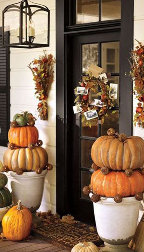 These Pumpkin Decorations Are Too Adorable!