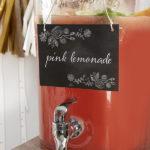 Vintage Pink Lemonade