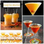 Candy Corn Martinis!