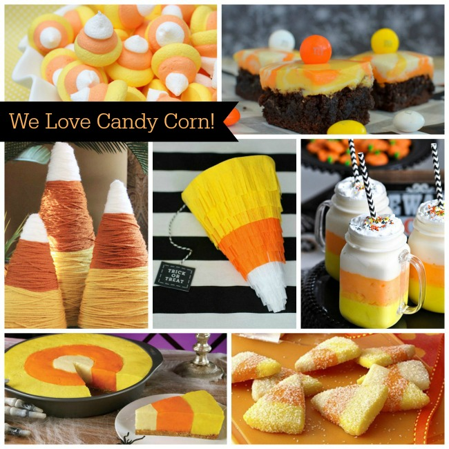 Fabulous Candy Corn Ideas For Halloween!