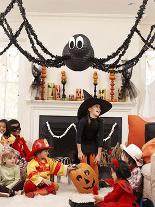 Fun Spider Decorations!