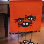 Fun Spider decorations for Halloween