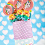 Rainbow Unicorn Candy Kabobs