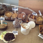 All Natural Make Your Own Trail Mix buffet
