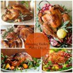 Amazing Turkey Platter Decor