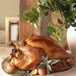 Beautful Thanksgiving Turkey Presentation