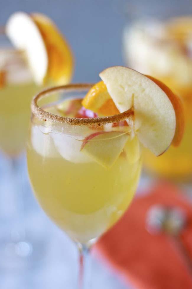 Honeycrisp Sangia for Thanksgiving!