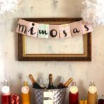 Love this mimosa at this sip and see party