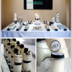 Love this theme for a sip and see party