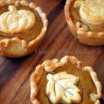 Mini Pumpkin Pie Treats!