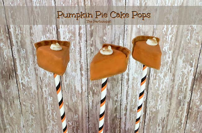 How To Make Pumpkin Pie Pops Recipe — Dishmaps