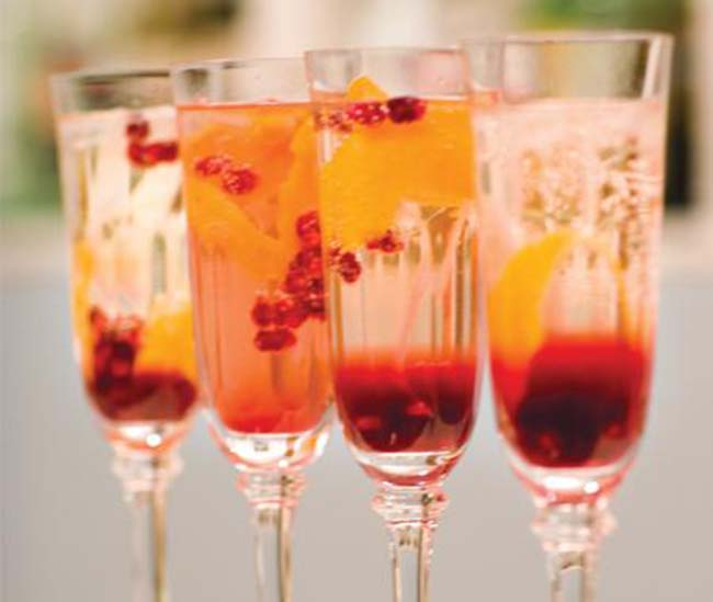 Thanksgiving Inspired Gin And Tonic