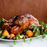 gorgeous turkey platter decorations