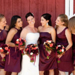love this bridemad photo!