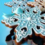 Amazing Snowflake Cookies For Christmas