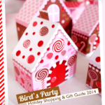 Birds Party Holiday Magazine