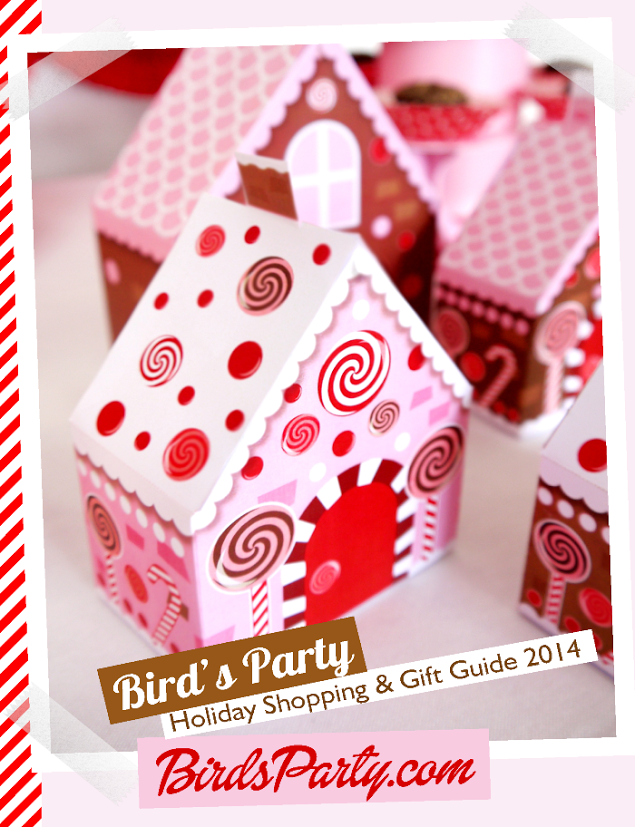 Birds Party Holiday Magazine