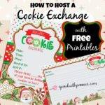 Cookie Exchange Party Free Printables