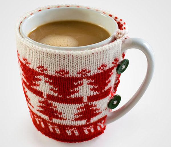 Darling Christmas Sweater Mug