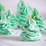 Darling Meringue Christmas Trees