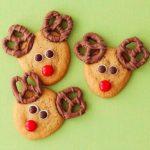 Easy and cute reindeer cookies