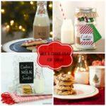 Fabulous Milk & cookie Ideas For Santa