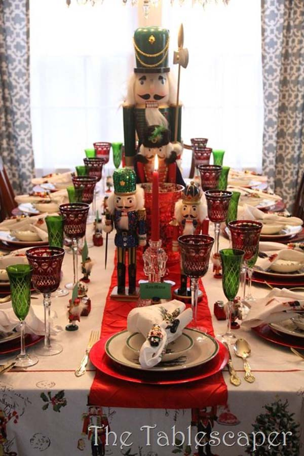 Day 7 Holiday Favorites Nutcrackers B Lovely Events