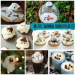 Melted Snowman Ideas
