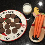 Milk and Cookies and Carrots For Santa