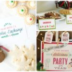 Our Favorite Cookie Exchange Free Printables! -B. Lovely Events