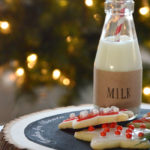 Rustic & Cute Cookies For Santa