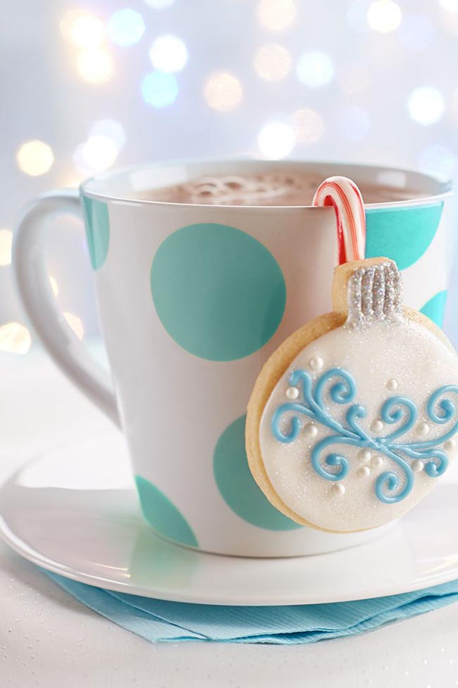 This Is An adorable Idea for Cookies For Santa