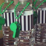 Cute Football water bottles