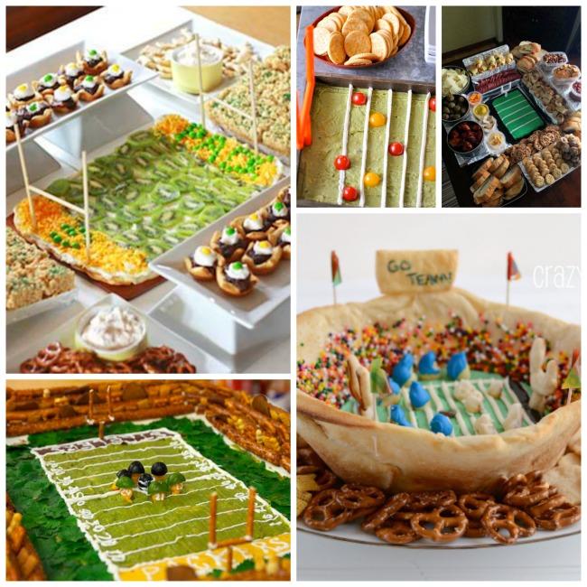 Football Super Snack Stadiums