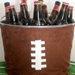 Football drinks and cooler idea!