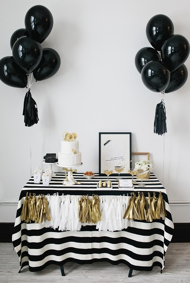 kate spade bridal shower ideas galore