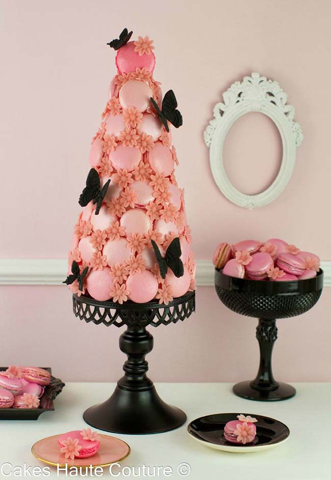Fun Macaroon Tree For Valentines day