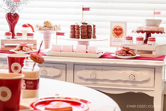 Fun Valentines Day Breakfast!