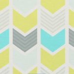 Geometic Zazzle fabric
