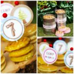 Glamping Party Pancakes- B. Lovely Events
