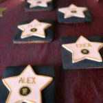 Hollywood Oscar Party Cookies