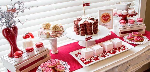 Valentine's Day Breakfast!