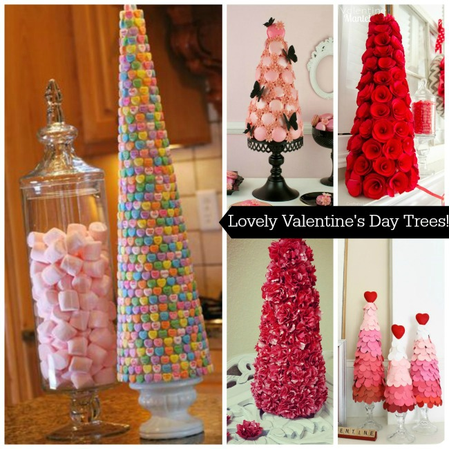 Lovely Valentine's Day Trees! - B. Lovely Events