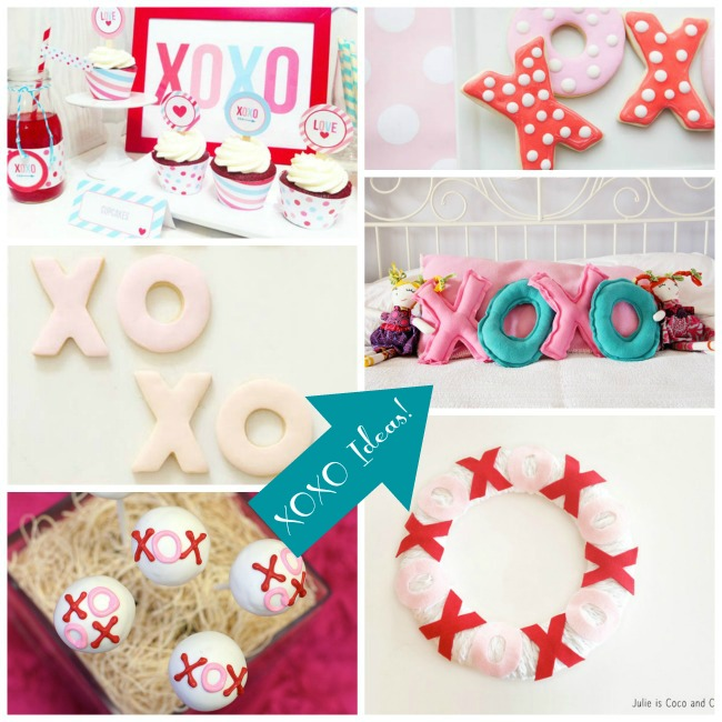 Lovely XOXO Valentine's Day Ideas!